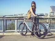 The Denny beat out SOLID, a 3D-printed titanium urban utility bike. The bike was created by Portland design firm Industry and bike maker Ti Cycles.
