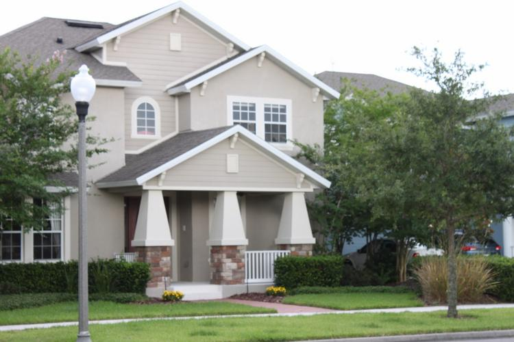 A home at Lennar's Independence community