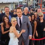 'Guardians of the Galaxy' family members from NW enjoy Hollywood premiere