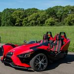 Texas reverses ban on 3-wheel vehicles; classifies Slingshot as an 'autocycle'