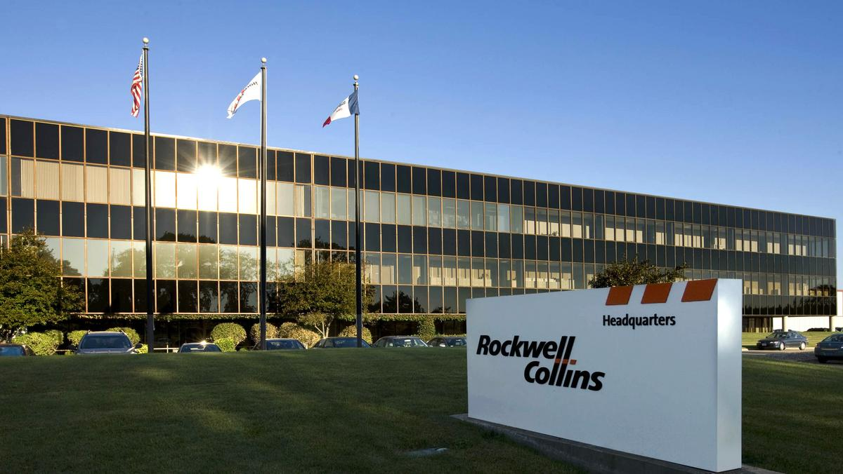 Rockwell Collins sells Duluth satellite unit - Atlanta ...