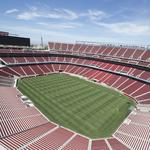 Borges Architectural Group makes connections with Levi's Stadium