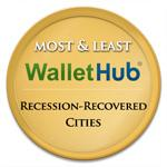 Birmingham's recession recovery has been slow, but not as bad as Huntsville or Mobile
