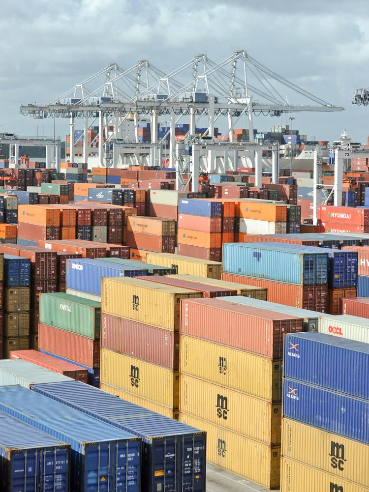Savannah Harbor Port Deepening Bill Clears General Assembly Atlanta Business Chronicle