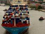 Huge ship container carrier adds Savannah stop; Port deepening update