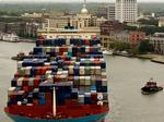 Gov. Deal unhappy with federal funding for Savannah Harbor project