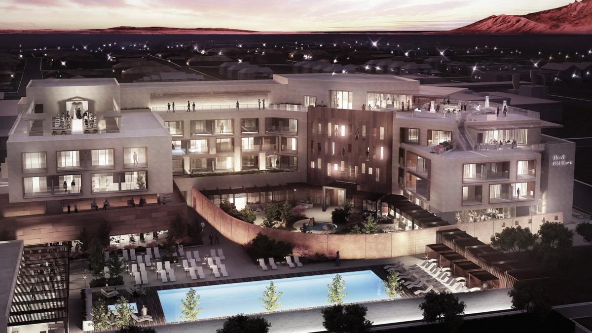 Bernalillo County Commission approves Hotel Chaco's $40