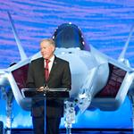 Pentagon's acquisition chief explains why everyone should cut the F-35 program some slack