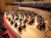 The Chicago Symphony Orchestra is one of many performing arts groups that has felt the fallout from the relentless winter of 2014.