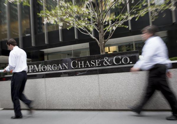 JPMorgan Chase & Co. (NYSE: JPM) may face action from an energy regulator because of alleged activities traced to energy traders in Houston, the New York Times reported.