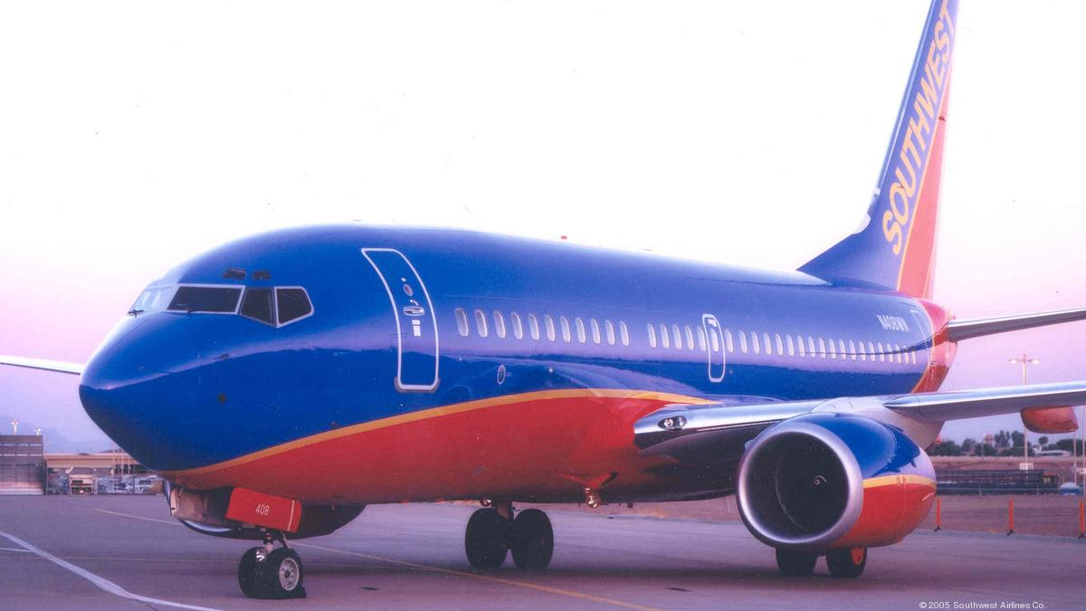 ge in new deal with southwest airlines - dayton business journal