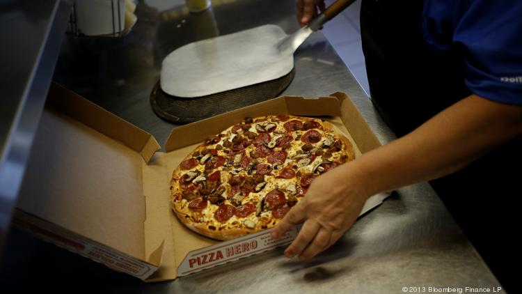 The California Supreme Court ruled Friday that the Domino's Pizza chain isn't responsible for a sexual harassment charge against the manager of one of its franchisees.