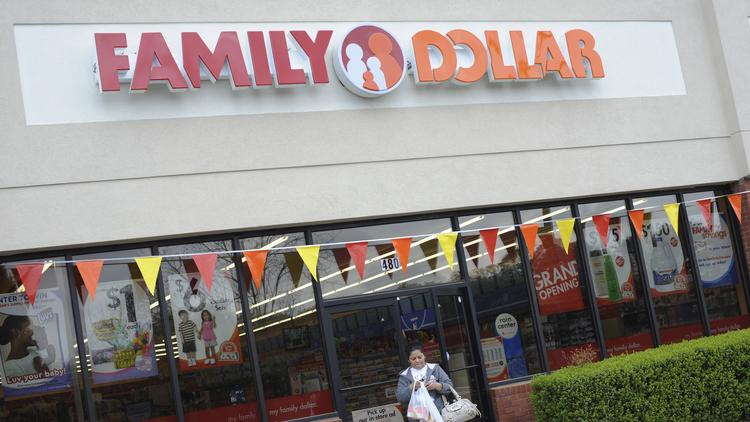 Dollar General Corp. (NYSE:DG) is said to be mulling a bid for Matthews-based Family Dollar Stores Inc. (NYSE:FDO), according to a Bloomberg report.