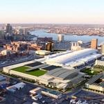 Gov. Deval Patrick to authorize billion-dollar upgrade of Boston Convention & Exhibition Center