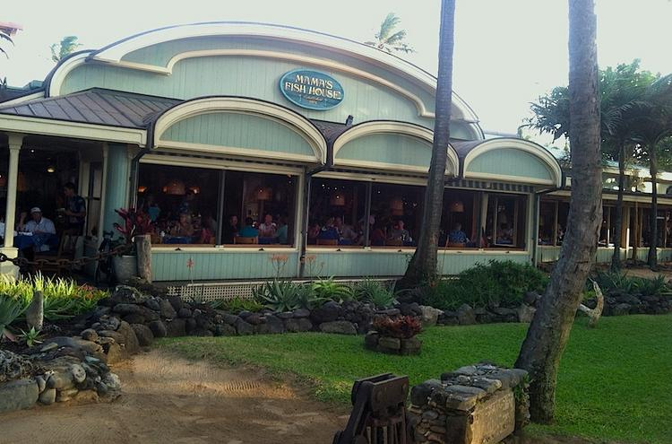 Mama's Fish House on Maui was the only Hawaii restaurant recognized by TripAdvisor's 2013 Travelers' Choice Restaurant awards.