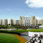 Venue at the Ballpark breaks ground