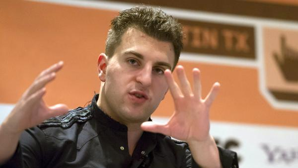 Airbnb co-founder and CEO Brian Chesky.