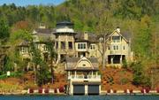 "University of Alabama head football coach Nick Saban has put up for auction his ""The Pointe on Lake Burton"" estate for $10.9 million."