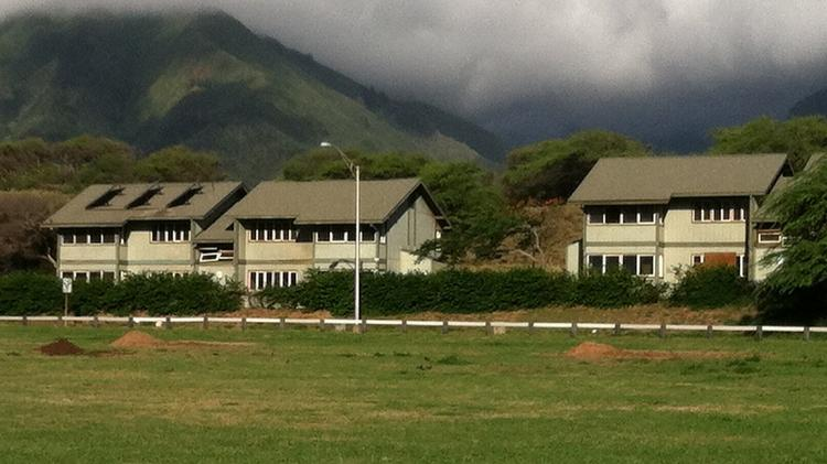 University of Hawaii Maui College plans to convert student dormitories into Hawaii's first teaching hotel.