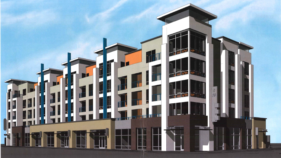 Five Story Mixed Used Building Proposed For Midtown Sacramento Business Journal