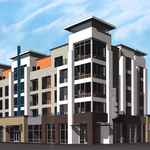 Five-story mixed-used building proposed for midtown