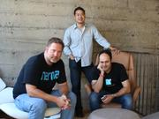 The Giant Pixel was co-founded by Alan Braverman, Elliot Loh and John Cwikla.