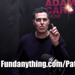 Adam Carolla relentlessly pursues a patent troll, raises $458,000 for his countersuit