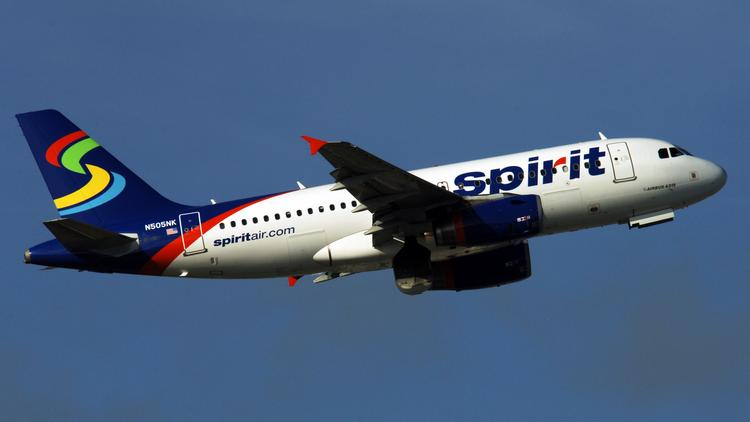 Spirit Airlines is adding nonstop flights from Chicago to New Orleans and Atlanta.