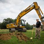 Triangle Shooting Academy breaks ground in Brier Creek