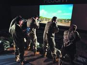 Meggitt's M100 series creates a realistic virtual training experience while also evaluating each soldier's stats using a tablet-based app.