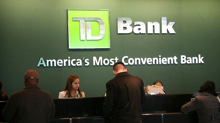 TD Bank becomes official credit card issuer for high end