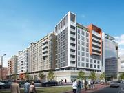 801 Third St. NW, as proposed by the Wilkes Co. and Quadrangle Development Corp.