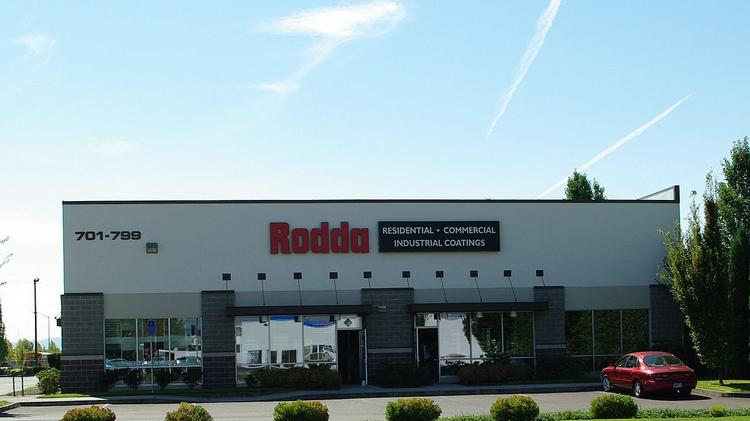 Portlands Rodda Paint Spreads Eastward With Store Purchase - Portland paint