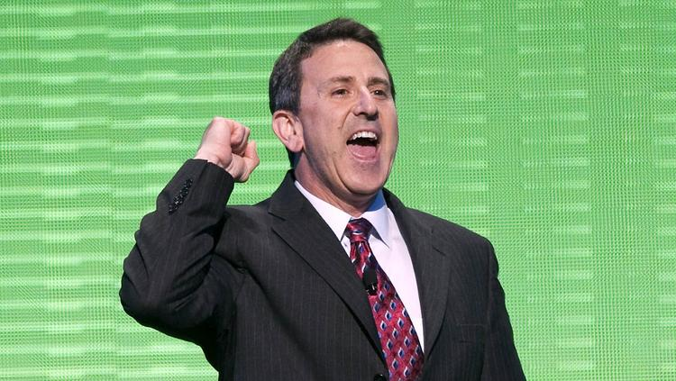 New Target CEO Brian Cornell, photographed during the 2010 Wal-Mart Stores Inc. annual meeting, is credited with boosting sales at Sam's Club.
