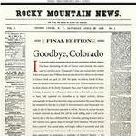 DBJ Special Report: Rocky Mountain News shuts down
