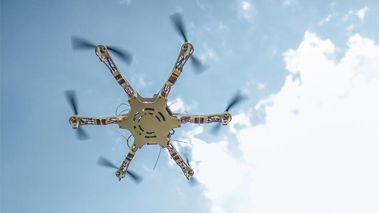 Tony Lauer of Shawnee has a fleet of drones that he says can be used for the public good.