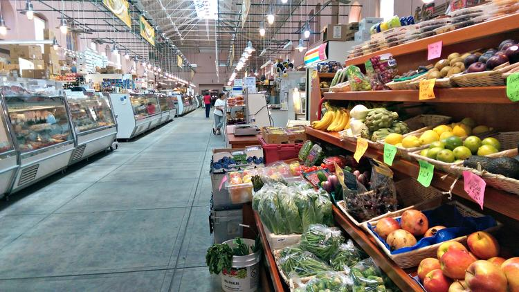 Eastern Market, which was built in 1871 and rebuilt in 2008 after a fire, has had some financial management issues during the past few years, according to a recent D.C. Auditor's report.