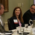 Malia Spencer: Marketing Roundtable participants say in age of metrics, it's the story that still sells