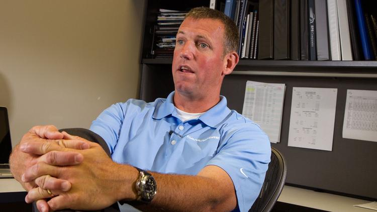 Sean Tarbell has been around the car business since he was a teenager.