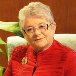 Ex-President <strong>Greenwood</strong> tells University of Hawaii she will retire June 30