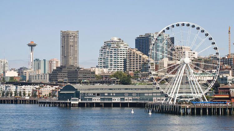 4b4dd46eb5c A record number of tourists descended on Seattle last year - Puget ...