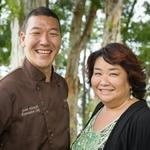 Chef Scott Hiraishi part of 'culinary partnership' The Feeding Leaf on Hawaii's Big Island