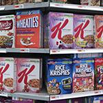 The Morning Rundown: Kellogg sideswiped by changing breakfast habits