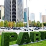 Dallas: City in the red when comes to green space