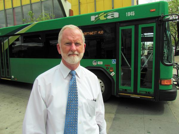 Mark Donaghy is executive director of the Greater Dayton RTA.
