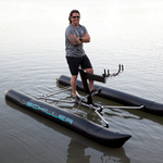 Bay Area designer offers a way for you to bike atop the Bay