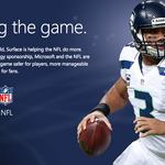 Microsoft uses NFL partnership to boost Xbox One sales