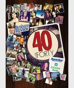 40 Under 40 winners reveal themselves (slideshow)