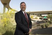 John Halikowski, director, Arizona Department of Transportation. Guilty pleasure: Dining out