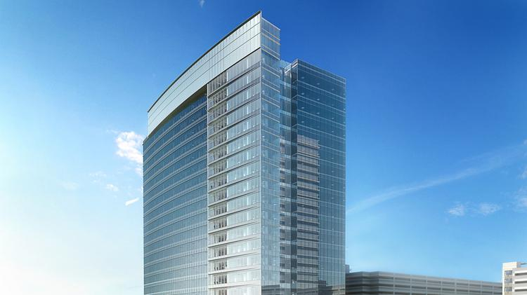 Energy Center Five, an 18-story office tower, located on North Eldridge Parkway adjacent to Energy Centers Three and Four, is slated for completion in the second quarter of 2016.